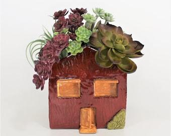 Succulent Planter - Ceramic Garden Planter - Cactus Planter - Small Planter - Indoor Planter - Outdoor Planter - House Planter - Stoneware