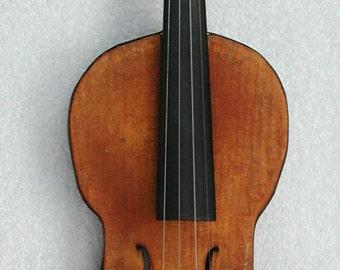 Cornerless Violin (amputee)