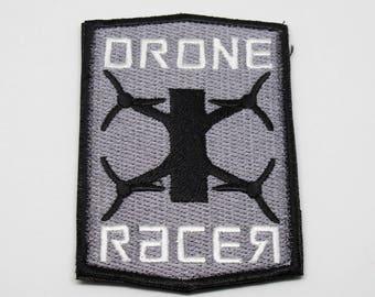 Drone Racer Morale Patch, FPV, DRL, MultiGP, Walkera, Eachine, Multirotor, Vortex, Miniquad, Hubsan
