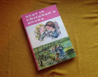 vintage children's storybook