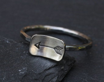 Sweet Arrow Ring