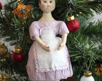 Christmas Tree Toy Style Izannah Walker dolls 5 1/2 inch
