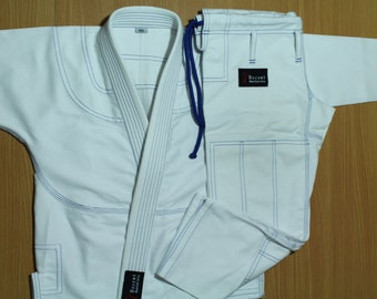 Bjj Gi in Best Quality 450gsm Pearl Weave