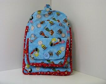 Peanuts Gang Preschool Backpack