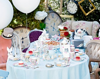 Mad Hatter's Tea Party - Party Parcel for 8