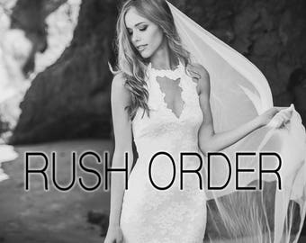 Rush Order (inquire before adding to your order)