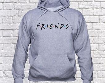 Friends sweatshirt; Friends Tv show hoodie; Best Friends; Friends Tv series; Friends TV pullover; sweater; unisex; hoody; gift for; (B9)