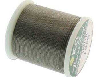 KO Thread Smoke Green #KO019 55 yards per spool