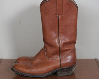 vintage frye boots mens