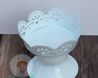 FAST SHIPPING!!!! Mini Eyelet Cupcake Stand, Treat Stand