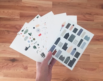 Postcard Pack of 6