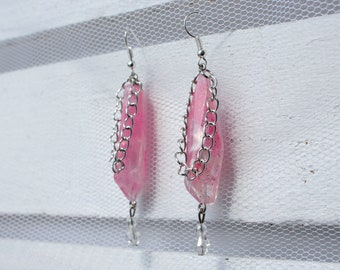 Pink Mistress Earrings