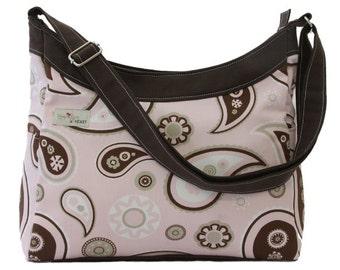Handmade Greta Diaper Bag