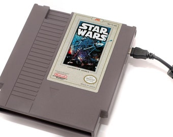 NES Hard Drive - Star Wars