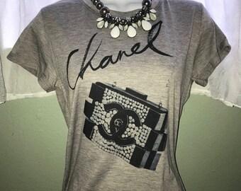 Gray CC T-Shirt
