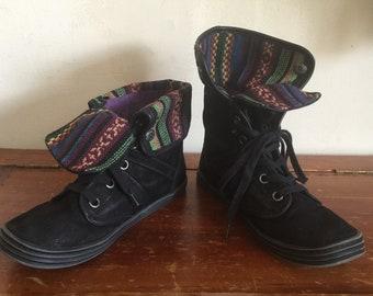 Blowfish sneaker/boots size 8 1/2