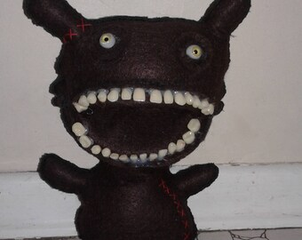Monster Tooth Doll