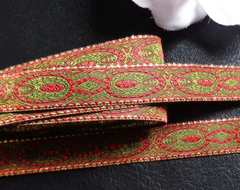 Jacquard trims 5/8 inch wide price for 1 yard