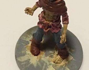 Painted Zombie Mini