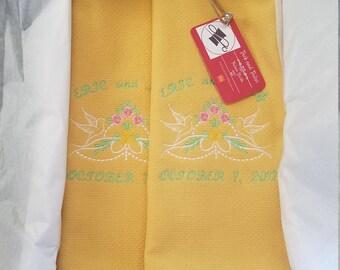 Wedding Kitchen Towels