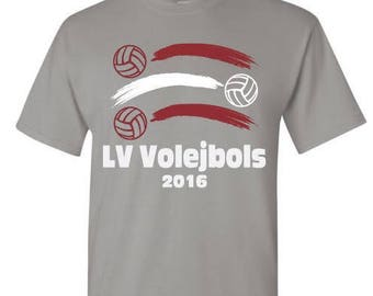 Latvian volleyball