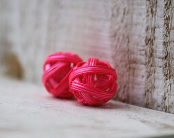 Neon Pink Ball