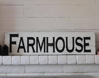 Farmhouse Signs, Farmhouse Decor, Farmhouse Kitchen Decor, Rustic Farmhouse Decor, Housewarming Gift, Farmhouse Gifts, Mothers Day Gift