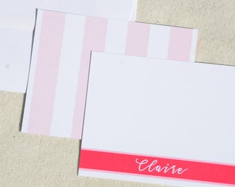 Personalized Notecards ~ AG Inspired