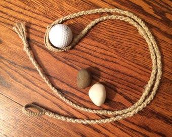 Sling-Elite: Hand Woven Round Braid Sling