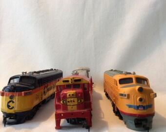 3 bachmann hong kong trains