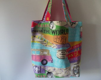 Cloth bag around the world