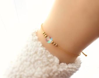 Aurora Bracelet - Gift for Her - fidget jewelry - anxiety bracelet