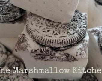 Large Handmade Cookies & Cream Marshmallows