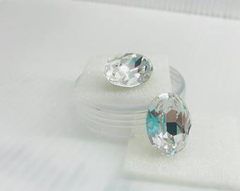 Swarovski 4120 18/13mm Crystal