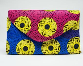 Oshun Envelope Clutch