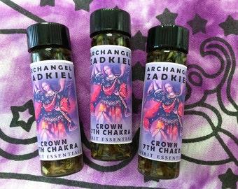 7th Chakra scent - Archangel Zadkiel Oil