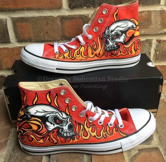 converse flames