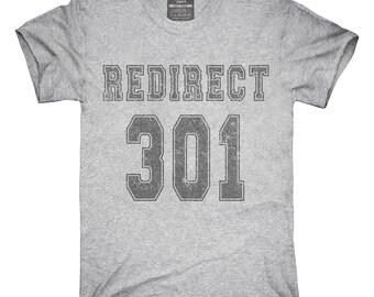 301 Redirect T-Shirt, Hoodie, Tank Top, Gifts