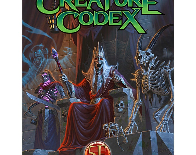 D&D 5th Edition: Tome of Beasts 2 Creature Codex (Preorder) - Kobold Press