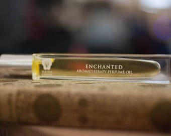 ENCHANTED - Aromatherapy Perfume Oil