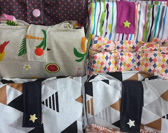 Foldable bag Tote