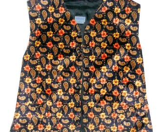 Velvet men Vest Vintage mod.dep waistcoat by KENZO