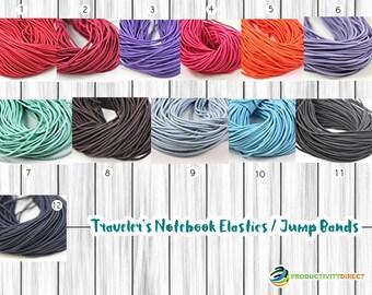 Traveler's Notebook Elastic Jump Bands