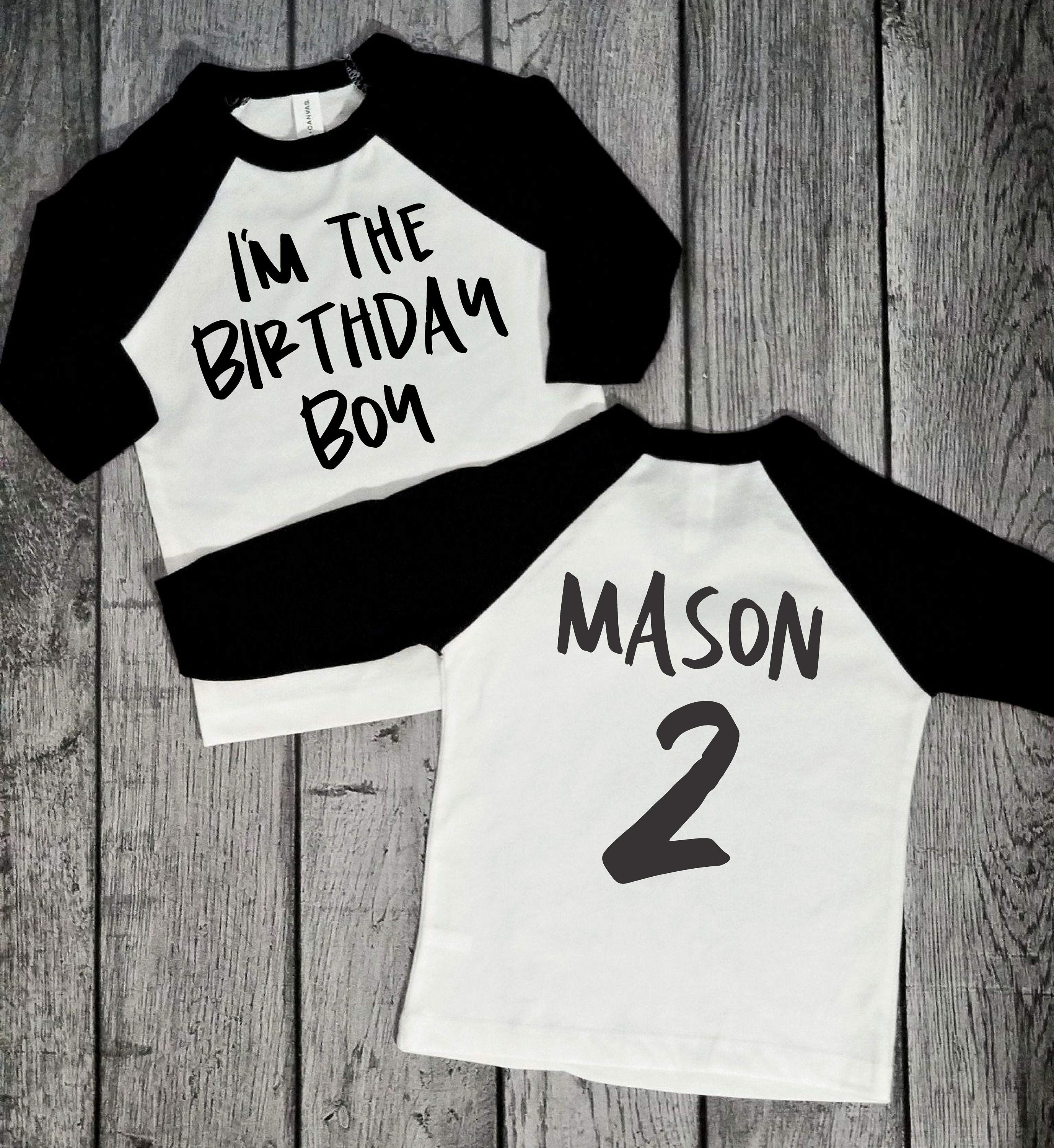 Birthday Shirts For 1 Year Old Rockwall Auction