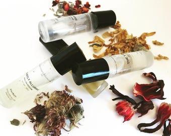 Floral Zephyr roll on perfume, travel perfume, phthalate free perfume, petroleum free, pocket perfume