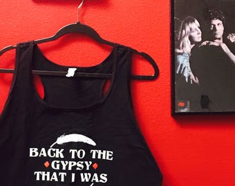 Back to the Gypsy Racerback