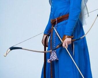 Medieval Cotte (medieval dress, 13-14c, Europe) Котта (реконструкция, 13-14 вв, Европа)