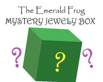5 Dollar Mystery Box / Surprise Gift / Grab Bag / Jewelry Surprise / Random