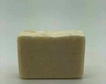 Chamomile soap, natural soap, vegan soap, clay soap, unscented soap, cold process soap, mild soap, handmade soap, chemical free soap.