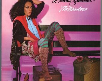 Donna Summer - The Wanderer (1980) Vinyl LP; Cold Love